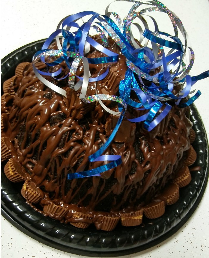 ChocoFudge ReesesCups Bundt Cake 3.jpg