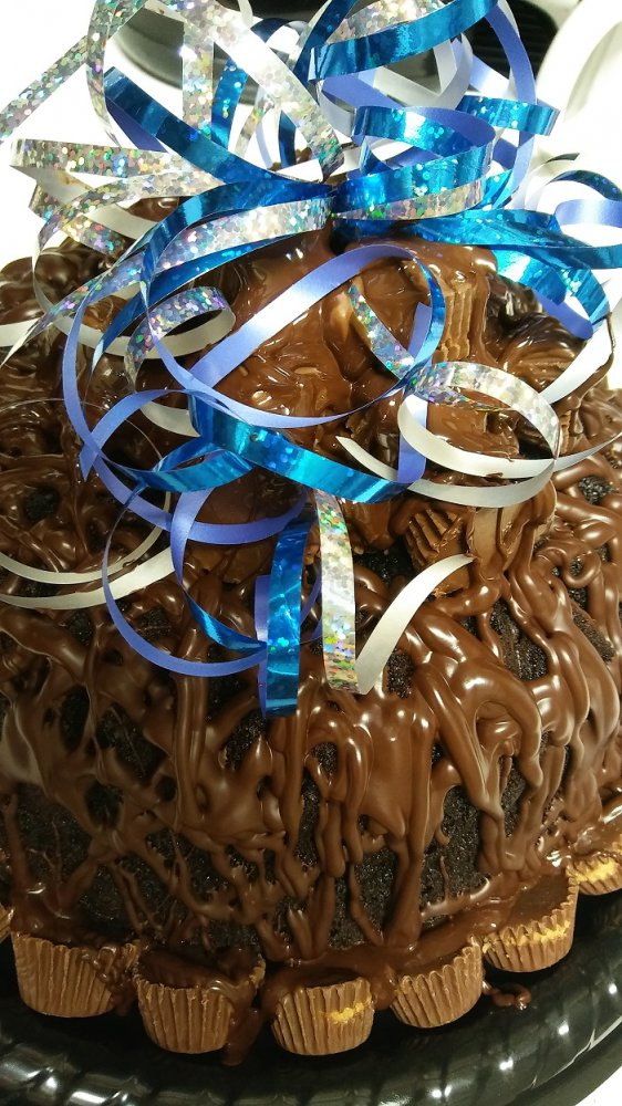 ChocoFudge ReesesCups Bundt Cake 4.jpg